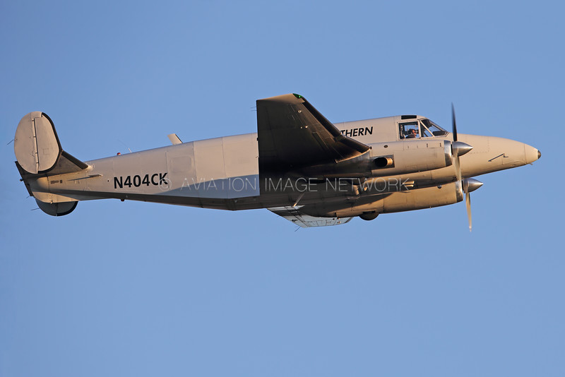 N404CK | Beech C-45H Expeditor | TransNorthern
