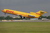 9M-TGH | Boeing 727-247(Adv)(F) | DHL Aviation (Bayu Air)