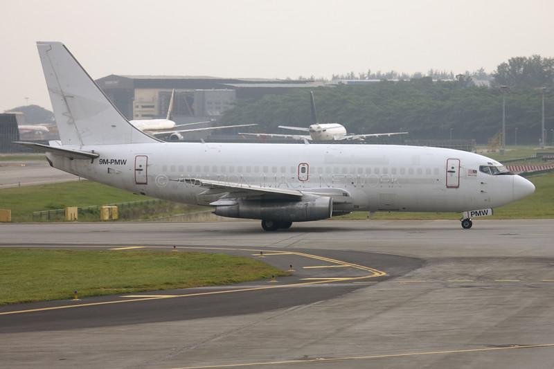 9M-PMW   Boeing 737-209C   Transmile Air Services