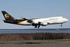 N577UP | Boeing 747-44AF/SCD | UPS - United Parcel Service