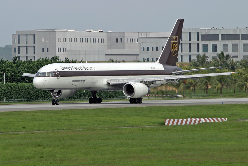 N455UP | Boeing 757-24A(PF) | UPS - United Parcel Service