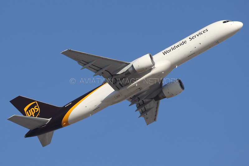 N407UP | Boeing 757-24A(PF) | UPS - United Parcel Service