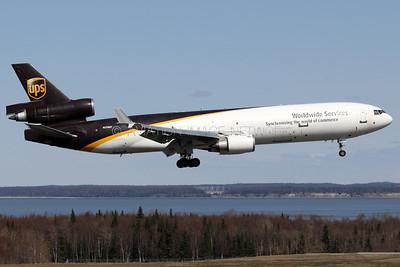 N258UP   McDonnell Douglas MD-11F   UPS  - United Parcel Service