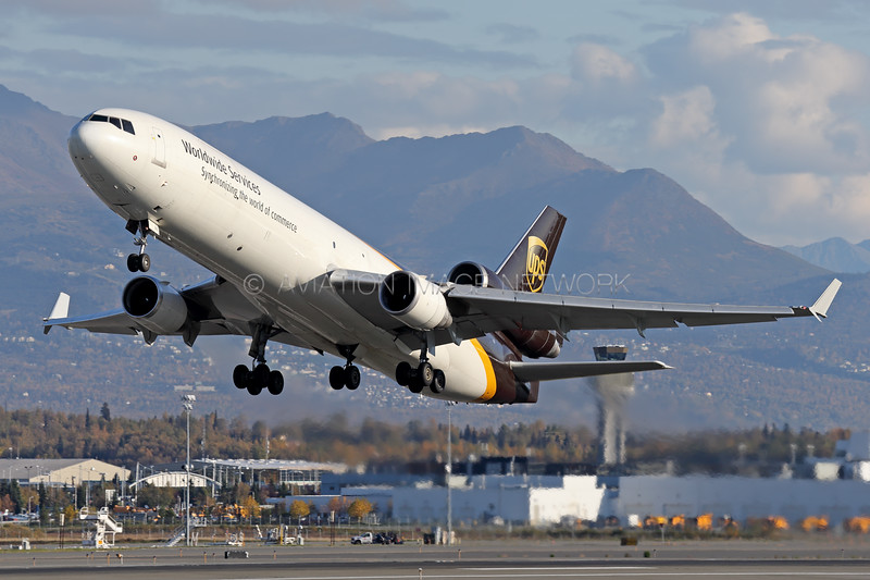 N282UP | McDonnell Douglas MD-11F | UPS  - United Parcel Service