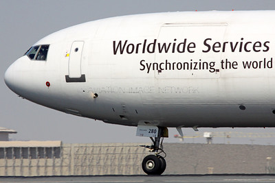 N280UP   McDonnell Douglas MD-11F   UPS  - United Parcel Service