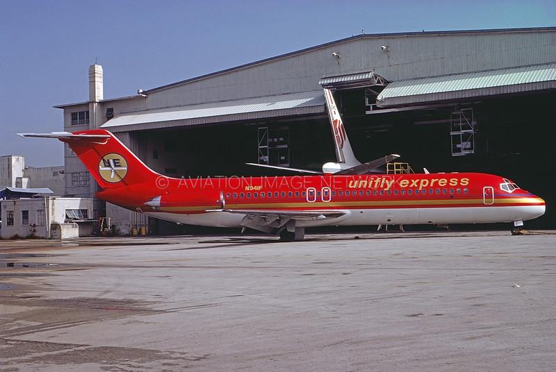 N941F   McDonnell Douglas DC-9-33F   Unifly Express