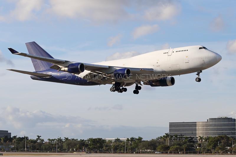 N356KD | Boeing 747-446(BCF) | Western Global Airlines