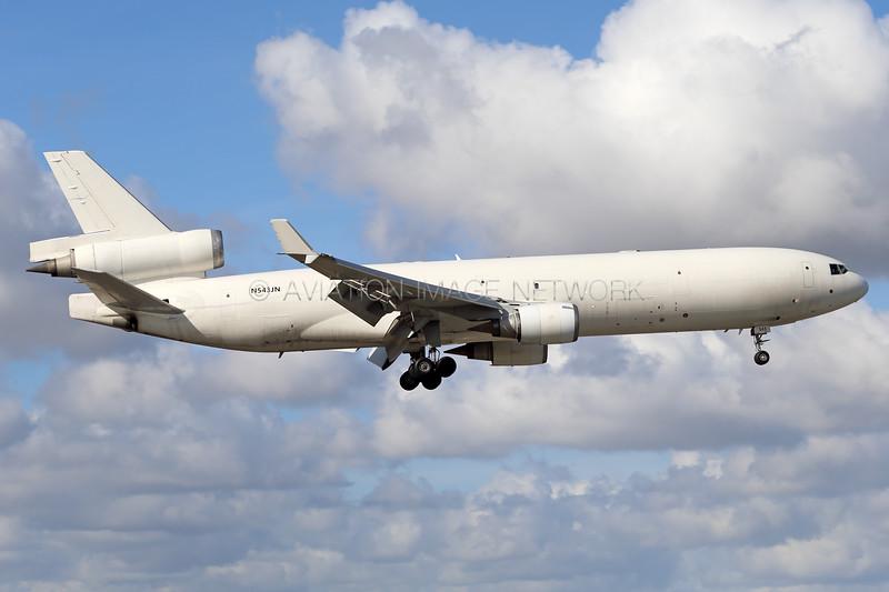 N543JN | McDonnell Douglas MD-11F | Western Global Airlines