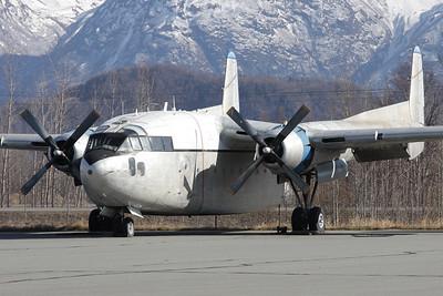N8501W | Fairchild C-119G Flying Boxcar