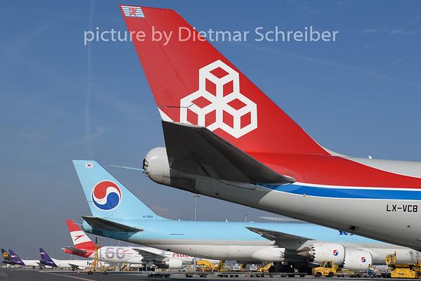 2020-10-02 LX-VCB Boeing 747-8 Cargolux
