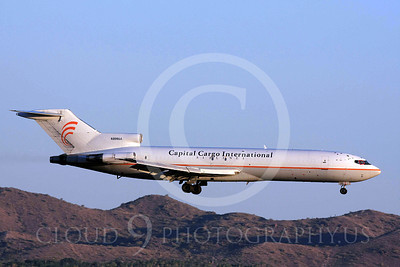 B727-C 00006 Capital Cargo International Airlines Boeing 727 N899AA Skyharbor July 2011 airliner picture, by Carl Porter