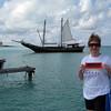 Snorkeling in Aruba off the Jolly Pirate