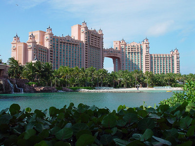 Atlantis Resort <br>Bahamas <br> (Dec 2003)