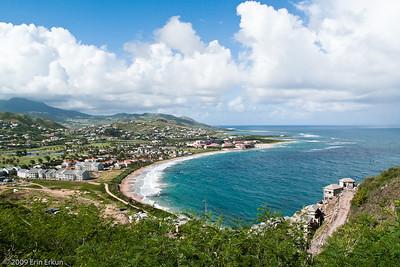 St Kitts - SE Peninsula Frigate Bay North