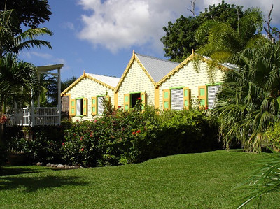 Romney Manor - now home to Caribelle Batik where they make beautiful batik cloth.
