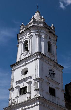 Panama City Panama Metropolitan Cathedral