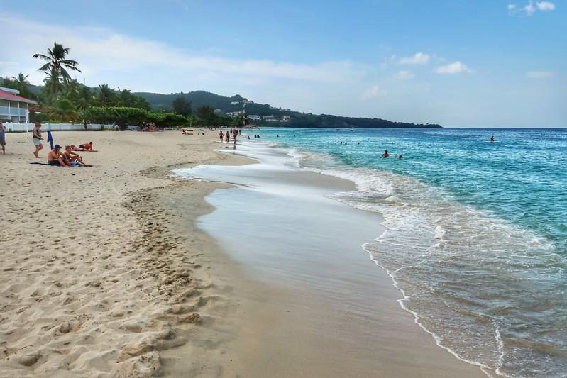 Great Anse beach