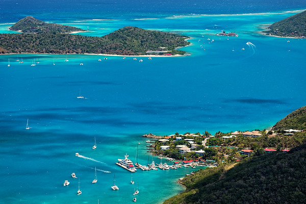 Leverick Bay, Virgin Gorda, British Virgin Islands
