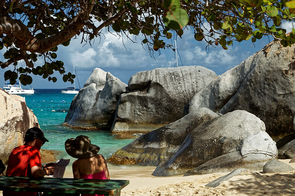 The Baths National Park, Virgin Gorda, British Virgin Islands