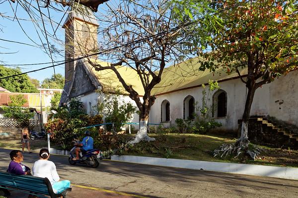 Street scene, Terre-de-Haut, Illes Des Saintes, Guadeloupe