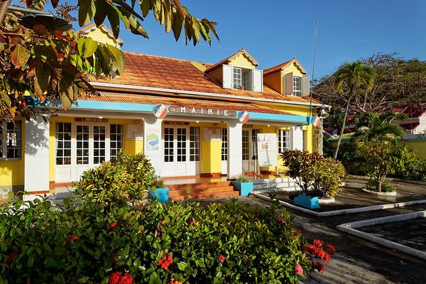 Tourism office, Terre-de-Haut, Illes Des Saintes, Guadeloupe