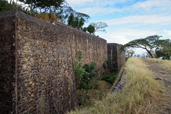 Fort Napoléon, Terre-de-Haut, Illes Des Saintes, Guadeloupe