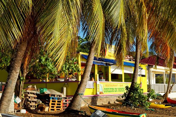 Restaurant in Terre-de-Haut, Illes Des Saintes, Guadeloupe