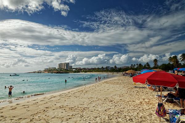 Mullet Bay, Sint Maarten