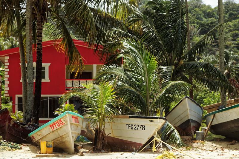 Maracas fishing village