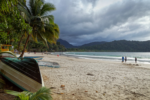 Las Cuevas, North Coast