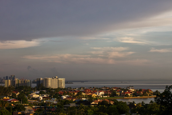 Port of Spain evening