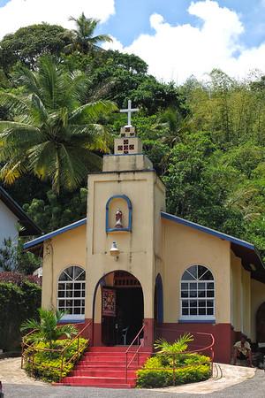 Maracas church