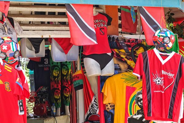 Trini souvenirs, Maracas