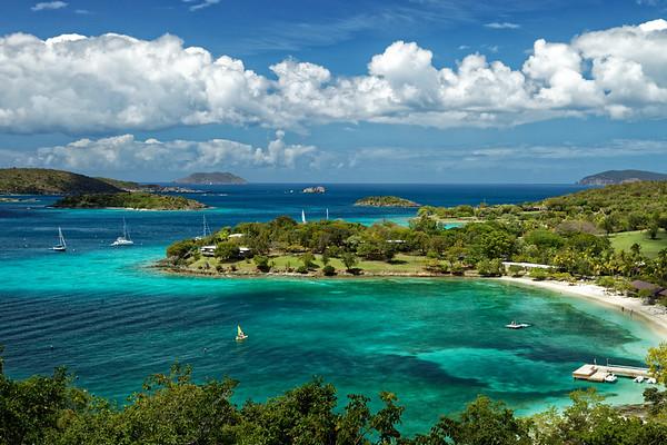 Caneel Bay, St John, US Virgin Islands