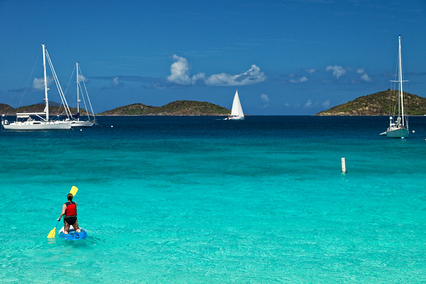 Honeymoon Bay, St John, US Virgin Islands