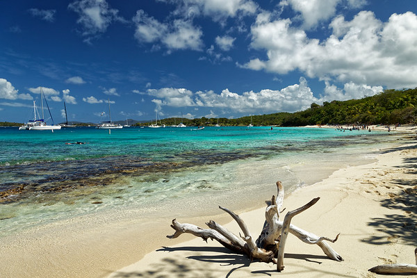 Honeymoon Bay,  St John, BVI