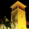 Church at Night, Philipsburg, St.Maarten