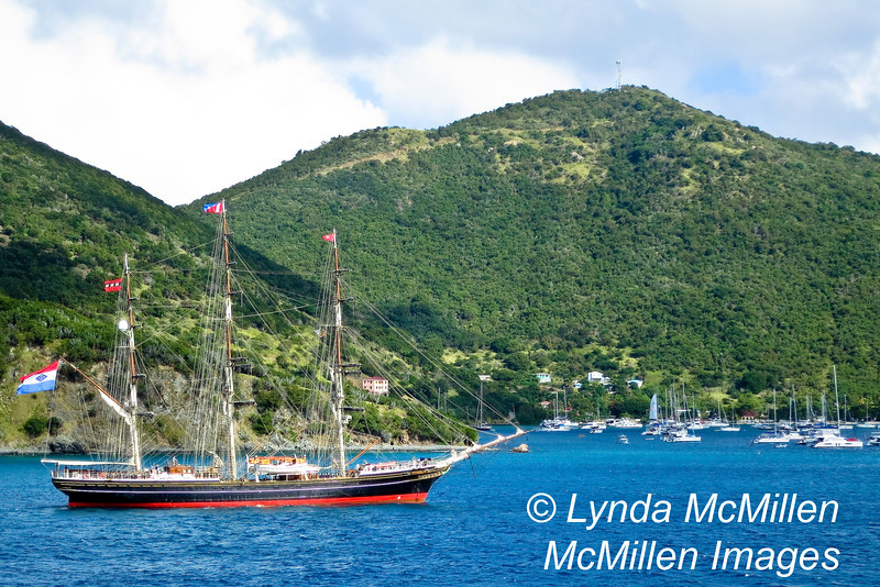 Jost Van Dyke Island was theoretically named after a Dutch pirate.