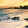 Golden Sunrise Seascape, Sapphire Beach, St. Thomas, USVI