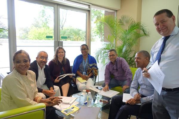 Caribbean Profiling Consultations July 2017