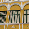 Colourful UNESCO World Heritage Site of Willemstad on the Caribbean Island of Curaçao