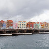 UNESCO World Heritage Site of Willemstad on the Caribbean Island of Curaçao