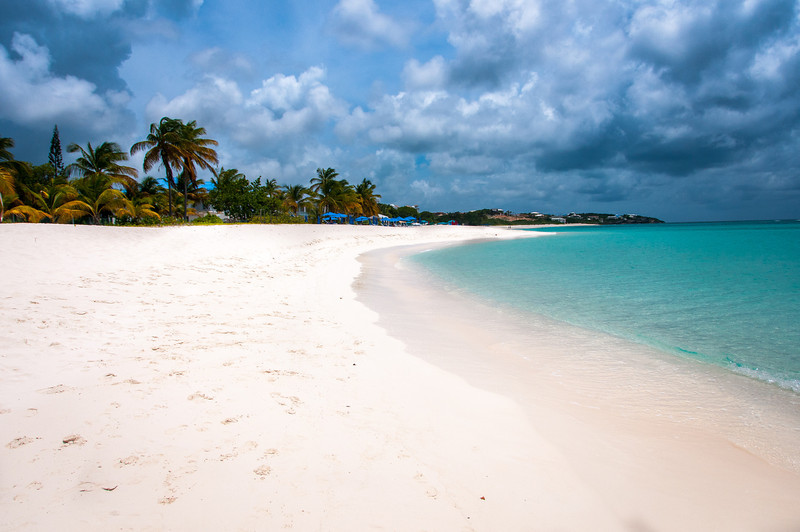 Anguilla has some of the best beaches in the world