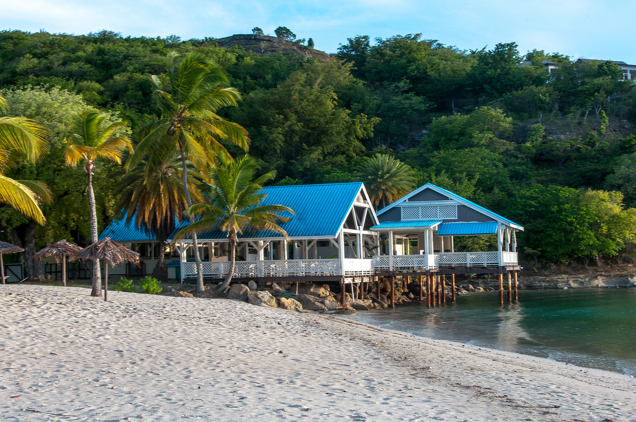 Beach houses in Antigua and Barbuda