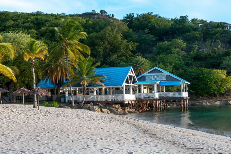 Beach houses in Antigua and Barbuda