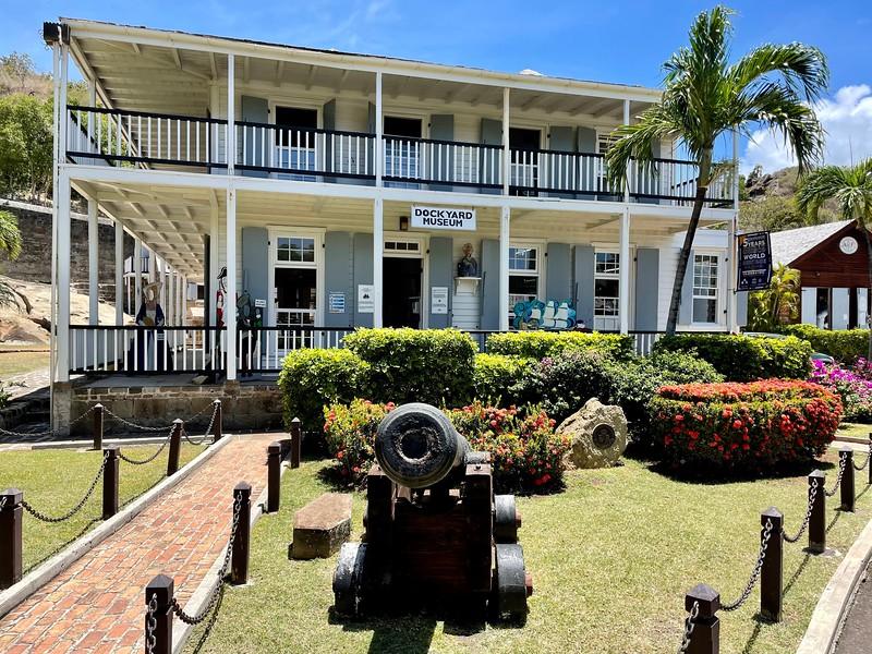 Nelson's Dockyards - Antigua