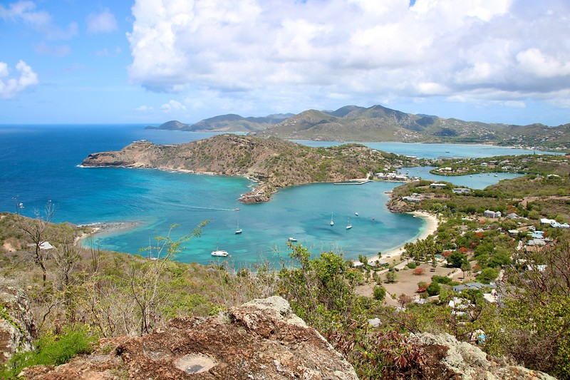 English Bay and Nelson's Dockyards - Antigua