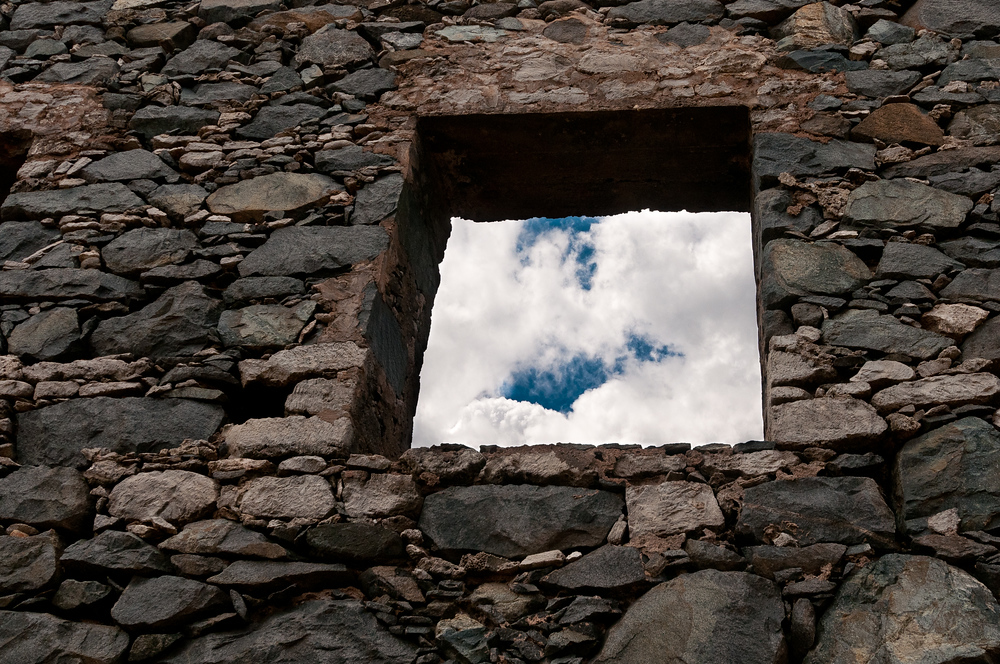 Window to the Sky in Aruba