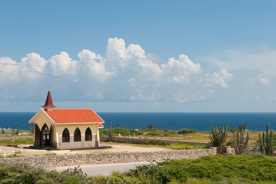 Alto Vista Chapel in Aruba