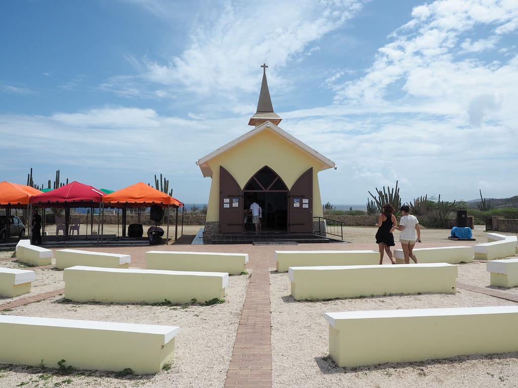 Alto Vista Chapel in Aruba